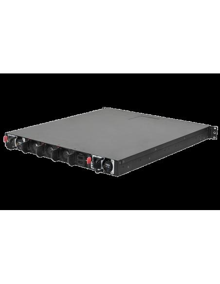 QCT QuantaMesh BMS T1048-LB9 Managed L2/L3 Gigabit Ethernet (10/100/1000) 1U Black Quanta 1LB9BZZ0STR - 4