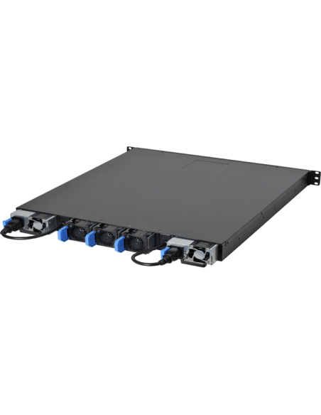 QCT QuantaMesh BMS T5032-LY6 Managed L2/L3 1U Black Quanta 1LY6UZZ0FBD - 4