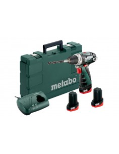 Metabo POWERMAXX BS Avaimeton Musta, Vihreä 800 g Metabo 600080960 - 1