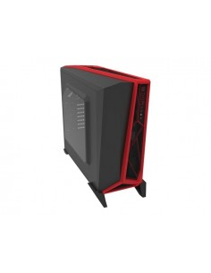 Corsair Carbide SPEC-ALPHA Midi Tower Musta, Punainen Corsair CC-9011085-WW - 1
