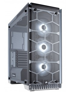 Corsair Crystal 570X Midi Tower Valkoinen Corsair CC-9011110-WW - 1