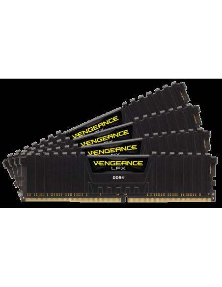 Corsair 32GB Vengeance LPX muistimoduuli 4 x 8 GB DDR4 3600 MHz Corsair CMK32GX4M4B3600C18 - 5