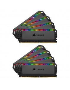 Corsair Dominator Platinum RGB muistimoduuli 128 GB DDR4 3600 MHz Corsair CMT128GX4M8X3600C18 - 1
