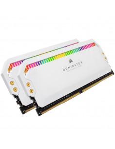 Corsair Dominator CMT16GX4M2C3200C16W muistimoduuli 16 GB 2 x 8 DDR4 3200 MHz Corsair CMT16GX4M2C3200C16W - 1