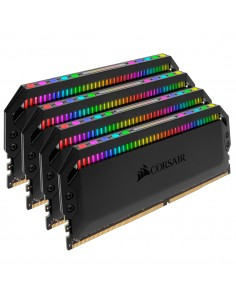 Corsair Dominator CMT64GX4M4Z3600C18 muistimoduuli 64 GB 4 x 16 DDR4 3600 MHz Corsair CMT64GX4M4Z3600C18 - 1