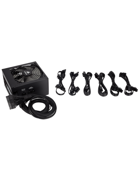 Corsair TX750M virtalähdeyksikkö 750 W 20+4 pin ATX Musta Corsair CP-9020131-EU - 6