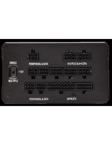 Corsair HX750 virtalähdeyksikkö 750 W 20+4 pin ATX Musta Corsair CP-9020137-EU - 2