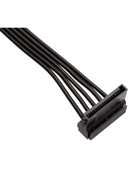 Corsair HX750 virtalähdeyksikkö 750 W 20+4 pin ATX Musta Corsair CP-9020137-EU - 8