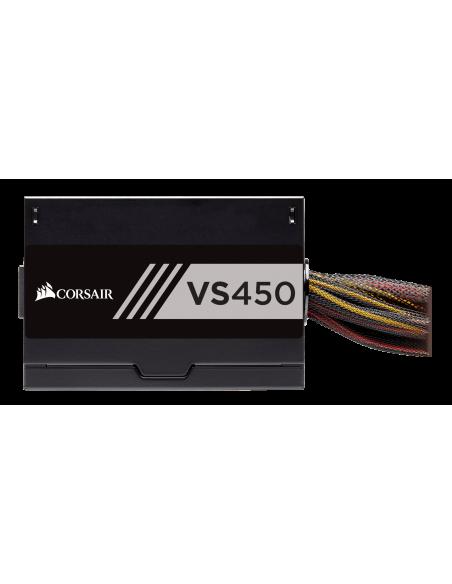 Corsair VS450 virtalähdeyksikkö 450 W 24-pin ATX Musta Corsair CP-9020170-EU - 7