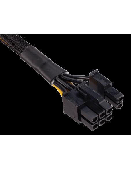 Corsair VS450 virtalähdeyksikkö 450 W 24-pin ATX Musta Corsair CP-9020170-EU - 10