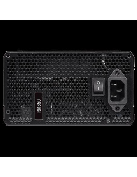 Corsair RM650 virtalähdeyksikkö 650 W 20+4 pin ATX Musta Corsair CP-9020194-EU - 3