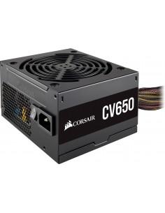 Corsair CV650 virtalähdeyksikkö 650 W 20+4 pin ATX Musta Corsair CP-9020211-EU - 1