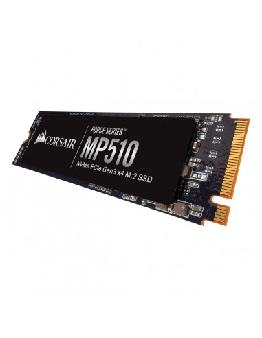 Corsair Force MP510 M.2 1920 GB PCI Express 3.0 3D TLC NVMe Corsair CSSD-F1920GBMP510 - 1