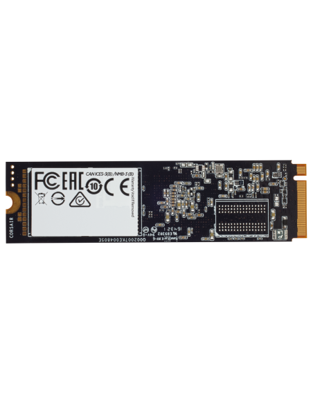 Corsair Force MP510 M.2 1920 GB PCI Express 3.0 3D TLC NVMe Corsair CSSD-F1920GBMP510 - 5