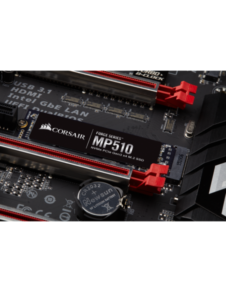 Corsair Force MP510 M.2 240 GB PCI Express 3.0 3D TLC NVMe Corsair CSSD-F240GBMP510 - 7