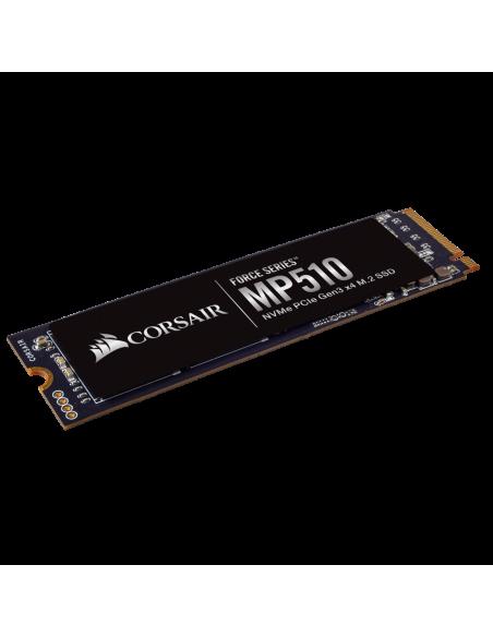 Corsair MP510 M.2 4000 GB PCI Express 3.0 3D TLC NAND NVMe Corsair CSSD-F4000GBMP510 - 2
