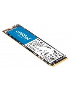 Crucial P1 M.2 2000 GB PCI Express 3.0 3D NAND NVMe Crucial Technology CT2000P1SSD8 - 1