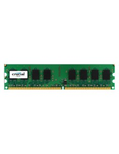 Crucial 2GB DDR2 muistimoduuli 1 x 2 GB 800 MHz Crucial Technology CT25664AA800 - 1