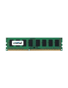 Crucial 2GB PC3-12800 muistimoduuli 1 x 2 GB DDR3 1600 MHz Crucial Technology CT25664BD160B - 1