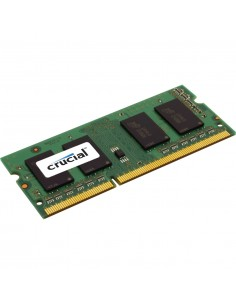 Crucial CT25664BF160BJ muistimoduuli 2 GB 1 x DDR3 1600 MHz Crucial Technology CT25664BF160BJ - 1