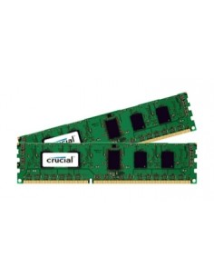 Crucial CT2K102464BD160B muistimoduuli 16 GB 2 x 8 DDR3L 1600 MHz Crucial Technology CT2K102464BD160B - 1