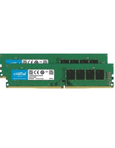 Crucial CT2K4G4DFS632A muistimoduuli 8 GB 2 x 4 DDR4 3200 MHz Crucial Technology CT2K4G4DFS632A - 1