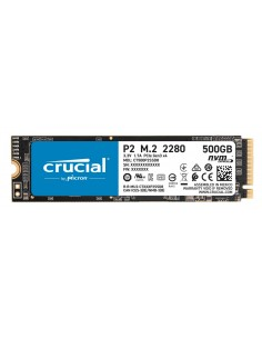 Crucial P2 M.2 500 GB PCI Express 3.0 NVMe Crucial Technology CT500P2SSD8 - 1