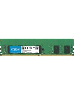 Crucial 8GB DDR4-2666 RDIMM muistimoduuli 2666 MHz ECC Crucial Technology CT8G4RFS8266 - 1