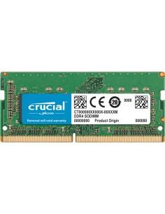 Crucial Technology 32gb Ddr4-2666 Sodimm 1.2v Cl19mem . Crucial Technology CT32G4S266M - 1