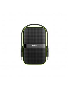 Silicon Power Armor A60 ulkoinen kovalevy 5000 GB Musta, Vihreä Silicon Power SP050TBPHDA60S3K - 1