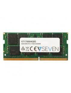 V7 V7170004GBS muistimoduuli 4 GB 1 x DDR4 2133 MHz V7 Ingram Micro V7170004GBS - 1