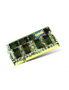 Transcend 512 MB DDR DDR333 Non-ECC Memory muistimoduuli 0.5 GB 333 MHz Transcend TS64MSD64V3J - 1