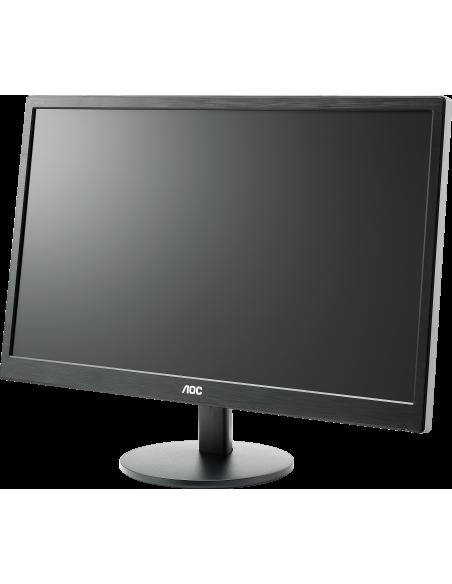 "AOC Basic-line E2270SWHN LED display 54.6 cm (21.5"") 1920 x 1080 pikseliä Full HD Musta Aoc International E2270SWHN - 7"
