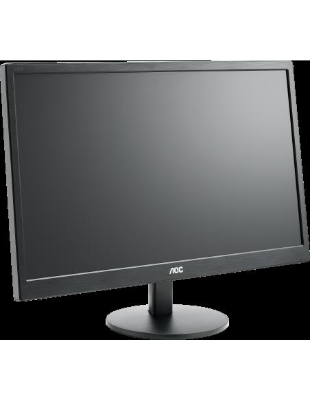 "AOC Basic-line E2270SWHN LED display 54.6 cm (21.5"") 1920 x 1080 pikseliä Full HD Musta Aoc International E2270SWHN - 9"