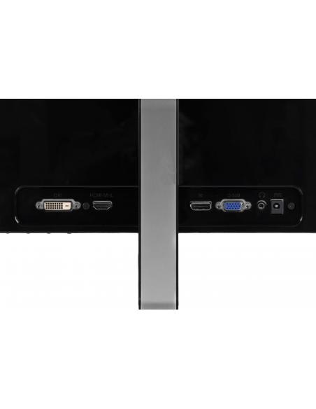 "AOC Value-line U2879VF tietokoneen litteä näyttö 71.1 cm (28"") 3840 x 2160 pikseliä 4K Ultra HD LCD Musta Aoc International U287"