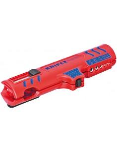 Knipex 16 85 125 SB kaapelinkuorija Sininen, Punainen Knipex 16 85 125 SB - 1