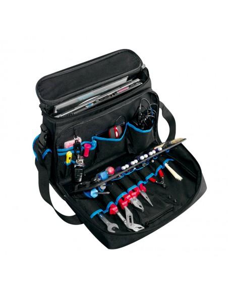 B&W 116.01 työkalulaatikko Musta Nailon B&w International 116.01 - 1