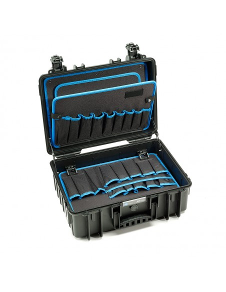 B&W JET 5000 Musta, Sininen Polypropeeni (PP) B&w International 117.17/P - 1