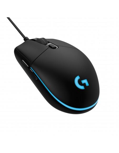 Logitech PRO HERO hiiri USB Optinen 16000 DPI Oikeakätinen Logitech 910-005441 - 2