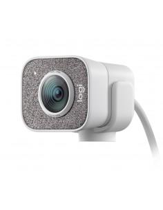 Logitech StreamCam verkkokamera 1920 x 1080 pikseliä USB 3.2 Gen 1 (3.1 1) Valkoinen Logitech 960-001297 - 1