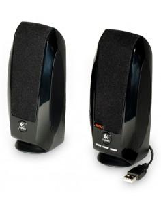 Logitech S150 kaiutin 1,2 W Musta Langallinen Logitech 980-000029 - 1