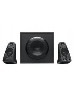 Logitech Z623 kaiutinsetti 2.1 kanavaa 200 W Musta Logitech 980-000403 - 1
