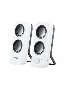 Logitech Z200 kaiutin 10 W Valkoinen Langallinen Logitech 980-000811 - 1