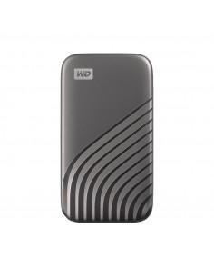 Western Digital My Passport 500 GB Harmaa Sandisk WDBAGF5000AGY-WESN - 1