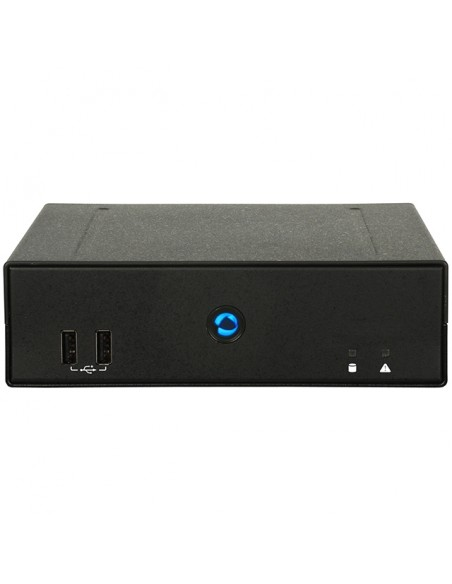 Aopen DE-7200 digitaalinen mediasoitin 320 GB 5.1 kanavaa Musta Aopen 91.DEC00.E0A0 - 3