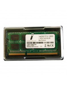 Innovation PC 670437 muistimoduuli 4 GB 1 x DDR3 1600 MHz Innovation Pc 4260124852039 - 1
