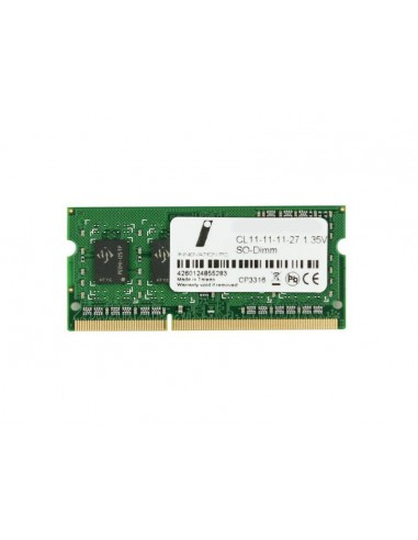 Innovation IT 4260124855283 muistimoduuli 4 GB DDR3 1600 MHz Innovation Pc 4260124855283 - 1