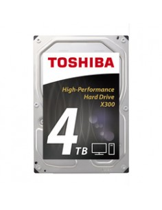 "Toshiba X300 4TB 3.5"" 4000 GB Serial ATA III Toshiba HDWE140UZSVA - 1"
