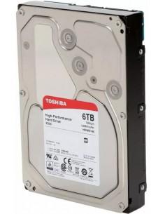 "Toshiba X300 3.5"" 6000 GB Serial ATA III Toshiba HDWE160UZSVA - 1"