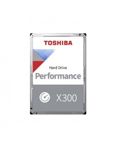"Toshiba X300 3.5"" 8000 GB Serial ATA III Toshiba HDWR180EZSTA - 1"